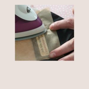 Bügelbilder für Schwerhörige/Gehörlose