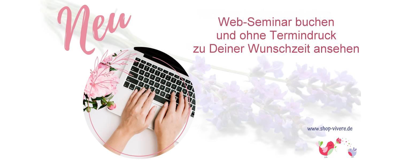 Web-Seminare Aromatherapie - Sabrina Herber & Eliane Zimmermann