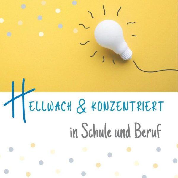 """Web-Seminar AromaMama """"Hellwach und konzentriert"""""""