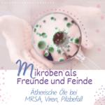 Web-Seminar-Aufzeichnung Mikroben - Sabrina Herber & Eliane Zimmermann Aromatherapie