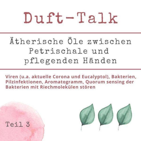 WebSeminar Duft Talk Teil 3 - ViVere Sabrina Herber