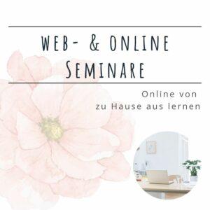 Web-Seminare und Aufzeichnungen