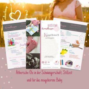 Kugelbauch und Babyglück - Skript - aromaMAMA