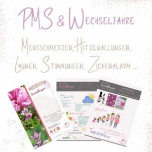 Skript PMS und Wechseljahre - ViVere Aromapflege - aromaMAMA