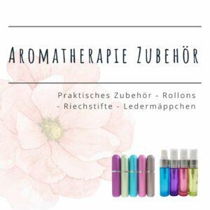 Zubehör Aromatherapie