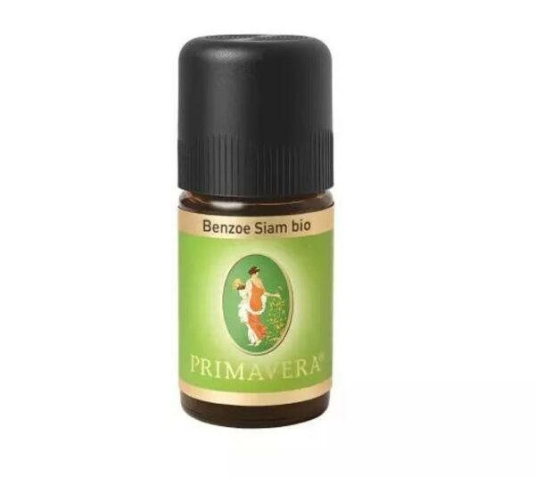 Vivere Aromapflege Benzoe Siam bio Primavera