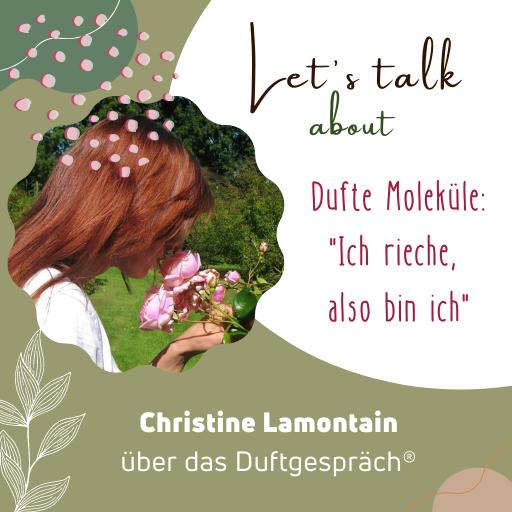 """WebSeminar """"Ich rieche, also bin ich"""" - ViVere Aromapflege Sabrina Herber"""